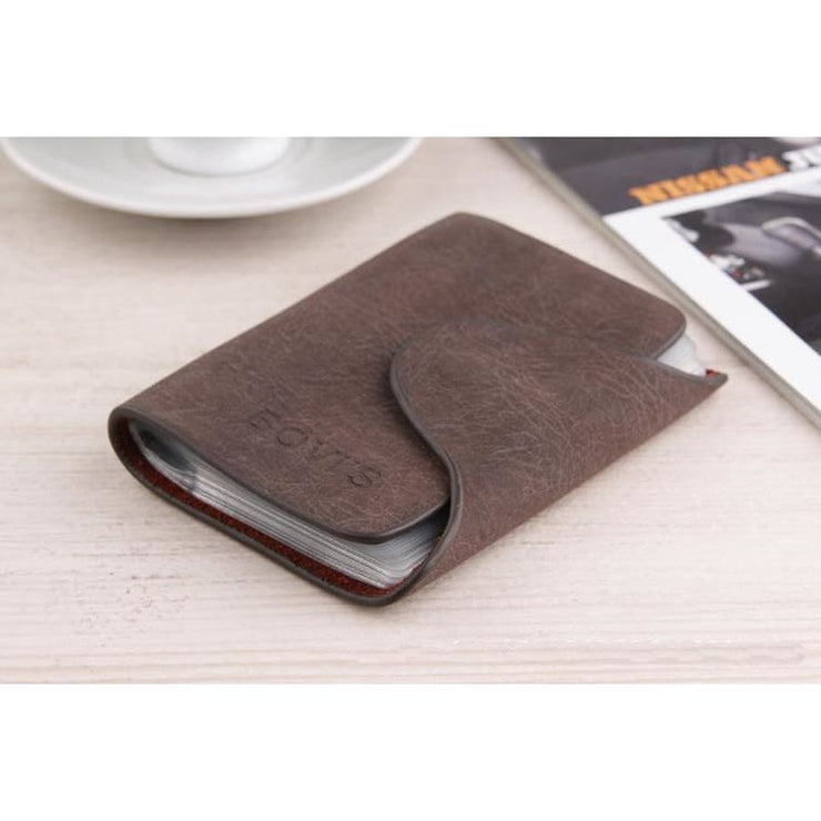 Vintage Credit Card Holder - wallet