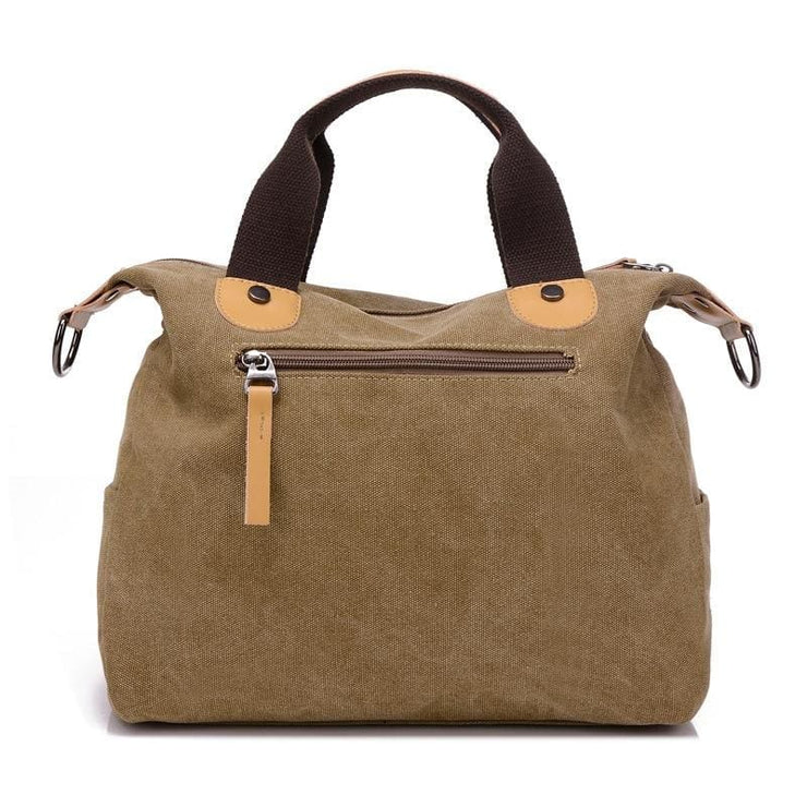 Women bag canvas messenger bags - Canvas_Tote_2020