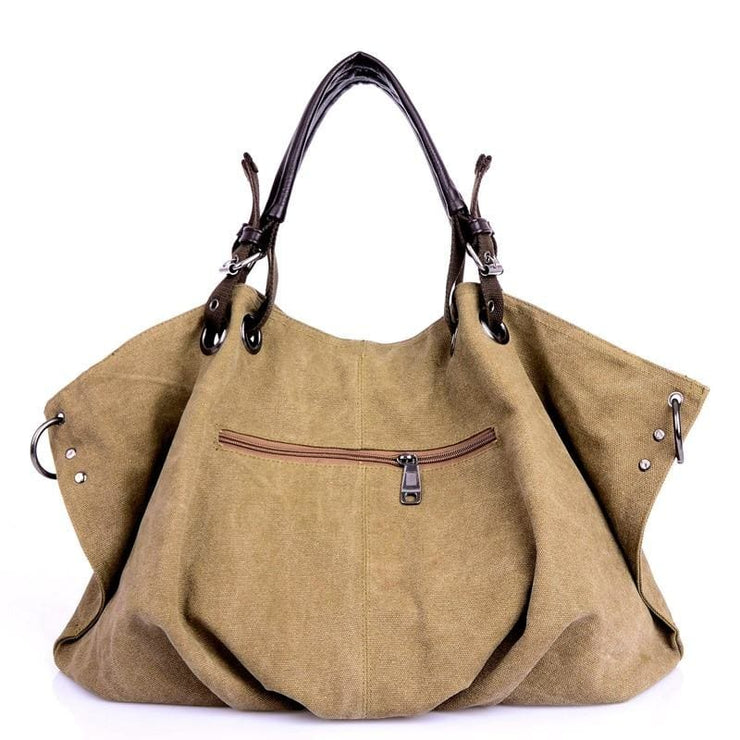 Women canvas messenger crossbody bags tote - Canvas_Tote_2020
