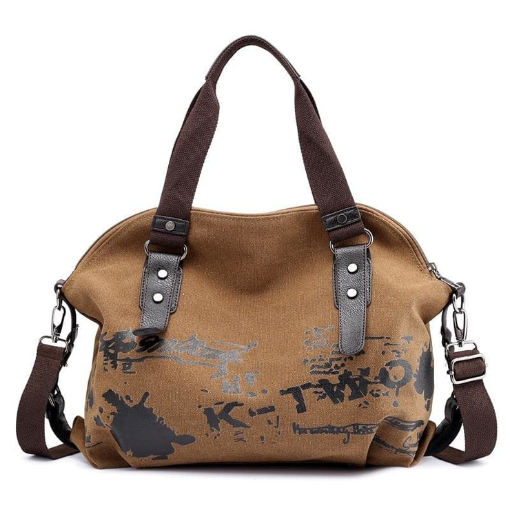 Women crossbody bags large casual tote - Canvas_Tote_2020