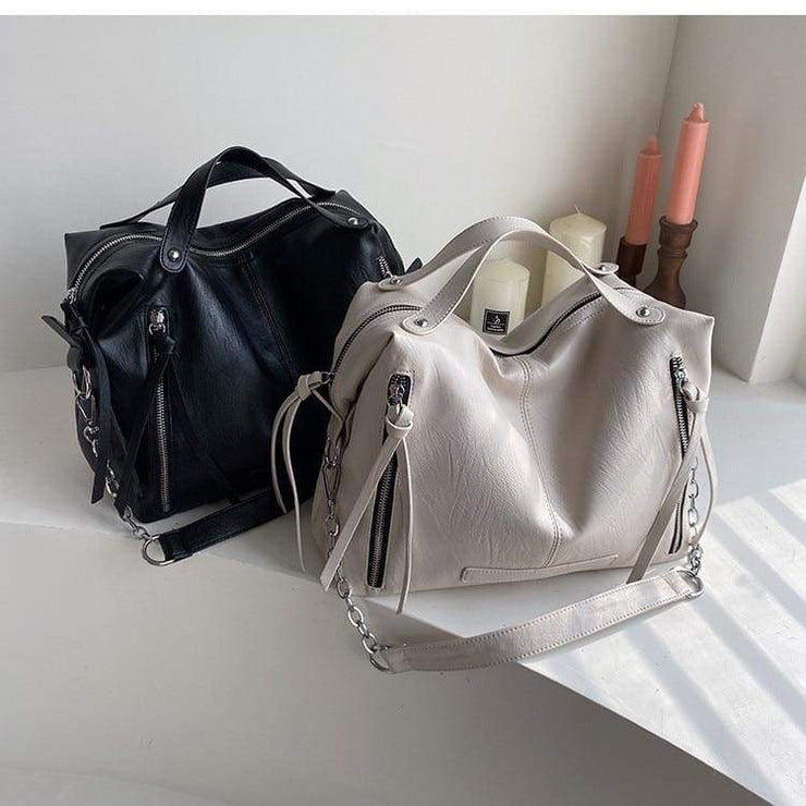 Women handbag Large Capacity Chain Design