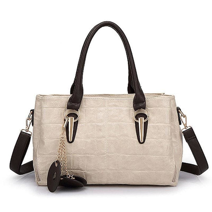 Women shoulder bag retro fashion - Canvas_Tote_2020