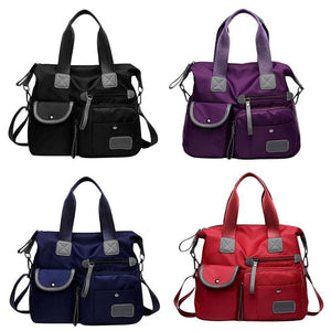 Women waterproof handbag nylon tote - Canvas_Tote_2020