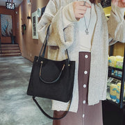 Womens tote bags suede - Women_Bags