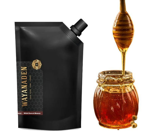 RAW HONEY | WILD HONEY | PURE HONEY | FORST HONEY | WWW.WAYANADEN.COM