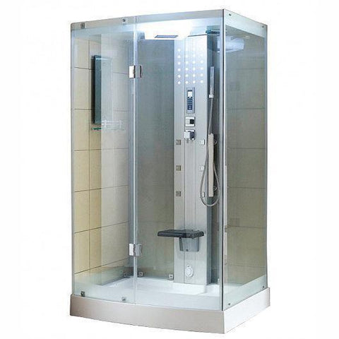 "Mesa WS-300 Steam Shower 47""L x 35""W x 85""H - Houux"