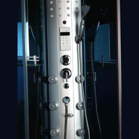 "Mesa WS-302A Steam Shower 38""L x 38""W x 85""H Controls"