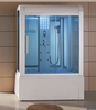 "Image of Mesa Yukon WS-501 Steam Shower 60"" x 33"" x 87"" - Houux"