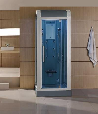 "Mesa 502L Steam Shower 36""L x 36""W x 89""H - Houux"