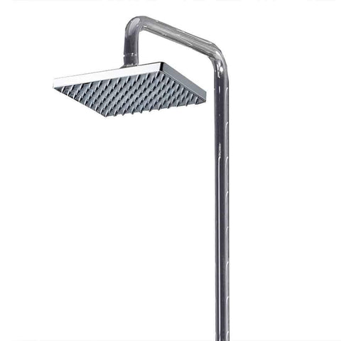 ARIEL Shower Panel Column A300 6 Body Jets, Handheld Showerhead - Houux