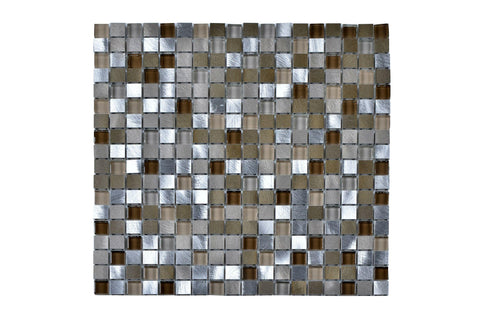 Legion Furniture Tile MS-MIXED26 Mosaic With Stone-SF