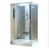 "Image of Mesa WS-300 Steam Shower 47""W x 35""D x 85""H - Clear Glass"