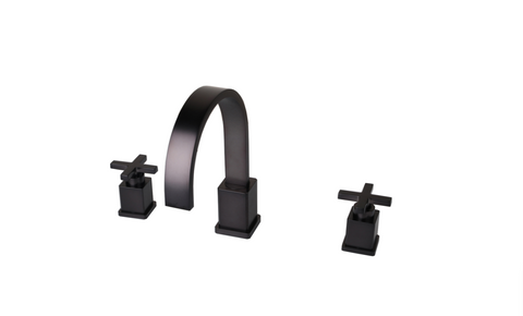 Legion Furniture ZY2511-OR UPC Faucet With Drain, Oil Rubber Black - Houux