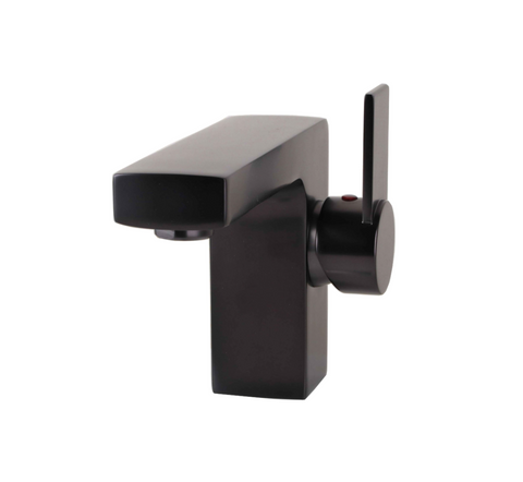 Legion Furniture ZY6053-OR UPC Faucet With Drain, Oil Rubber Black - Houux