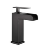 Image of Legion Furniture ZY8001-OR UPC Faucet With Drain, Oil Rubber Black - Houux