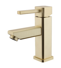 Legion Furniture ZY6301-G UPC Faucet With Drain, Gold - Houux