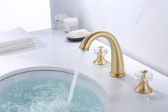 Legion Furniture ZY8009-G UPC Faucet With Drain, Gold