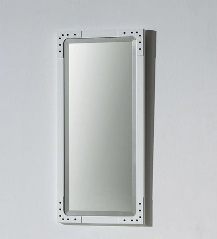 "Legion Furniture 18.5"" Mirror WH5518-W-M Matt White"