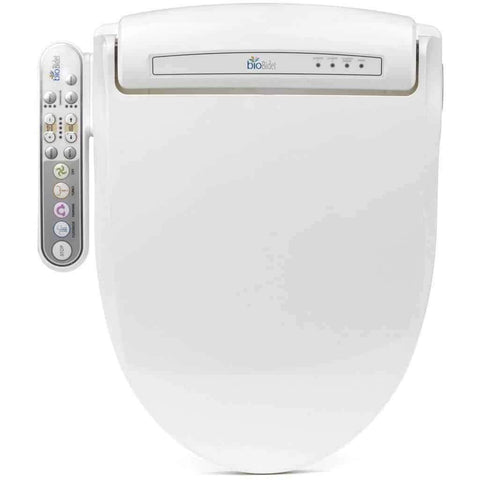 Bio Bidet Prestige Electric Bidet Seat in White BB-800 - Houux
