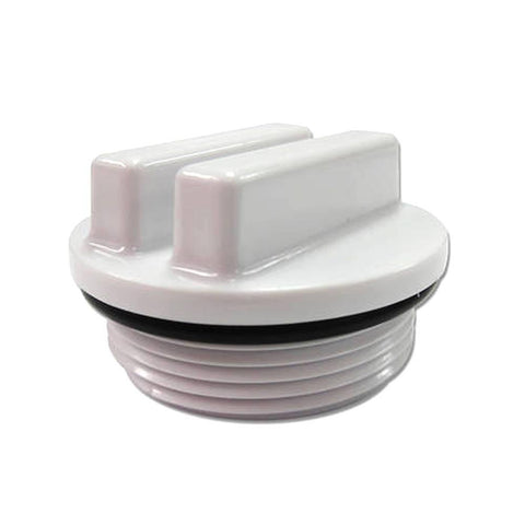 1-1/2-in Threaded Winterizing Plug - Houux