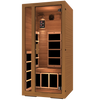 Image of JNH Lifestyles Freedom 1 Person Sauna Special Package - Houux