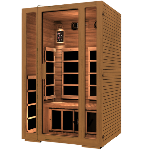 JNH Lifestyles Freedom 2 Person Sauna Special Package - Houux