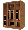 Image of JNH Lifestyles Freedom 3 Person Sauna Special Package - Houux
