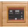 Image of Golden Designs 2 Person Low EMF Far Infrared Sauna GDI-6272-01 - Houux