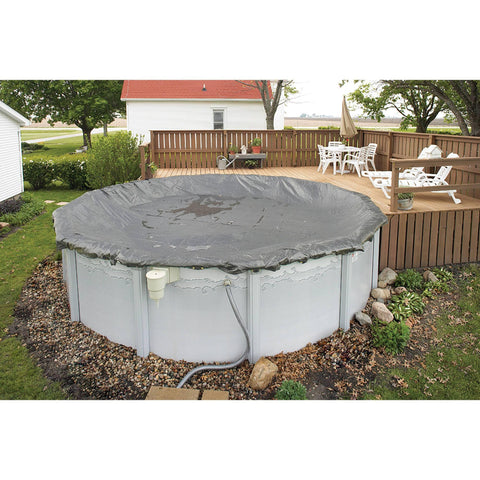 20-Year Above Ground Pool Winter Cover - Houux