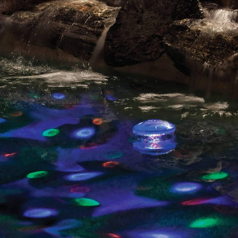 5-Color Underwater Light Show Pool Light - Houux