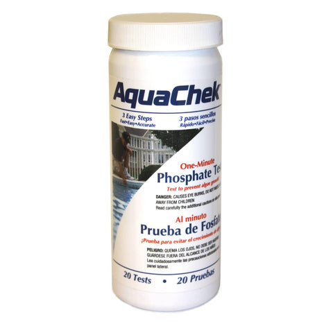 AquaChek One Minute Phosphate Test - Houux
