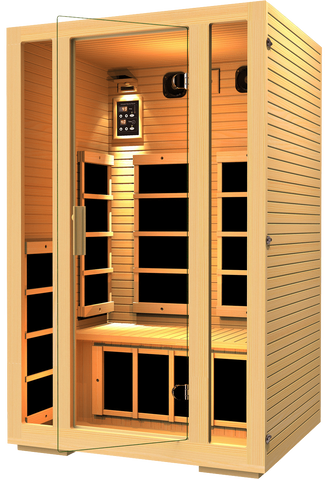 JNH Joyous 2 Person Sauna Special Package - Houux