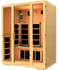 Image of JNH Joyous 3 Person Sauna Special Package - Houux