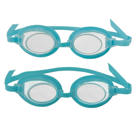 3D Action Kids Swim Goggles - 2 Pack - Houux
