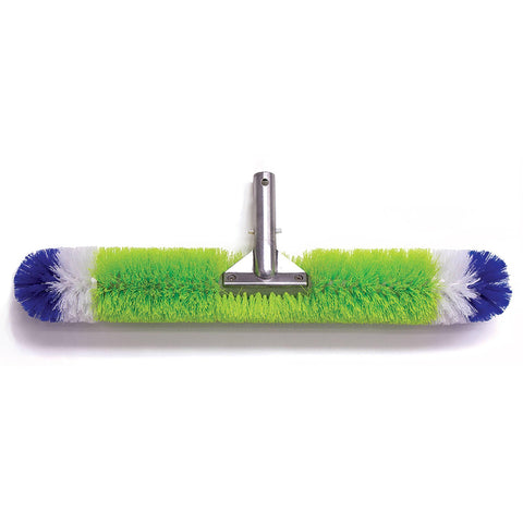 24-in 360° Brush-A-Round Pool Brush - Houux