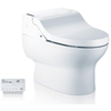 Image of Bio Bidet Fully Integrated Toilet System IB-835
