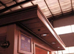 Sunray Bristol Bay 4 Person Canadian Red Cedar Infrared Sauna 65
