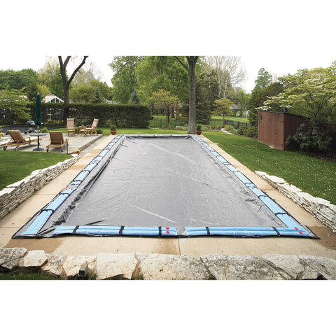 20-Year In-Ground Pool Winter Cover - Houux