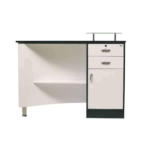DIR Salon Reception Desk Argento DIR 4337 - Houux