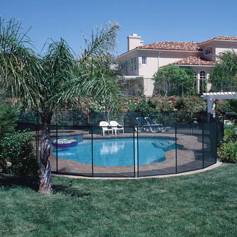 12-ft Safety Fence for In-Ground Pools