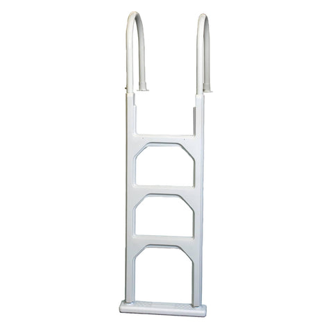 Aluminum/Resin In-Pool Ladder for Above Ground Pools - Houux