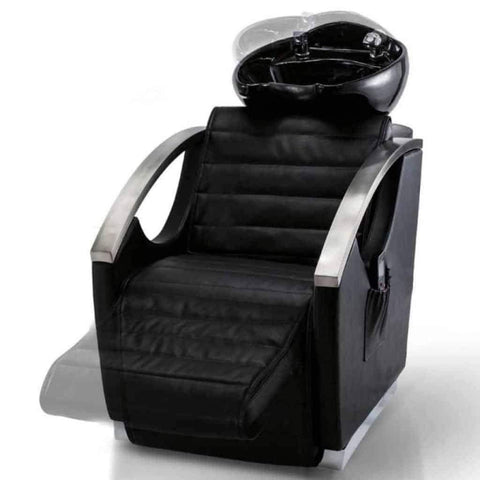 DIR Salon Shampoo Backwash Unit Bella II Massage with Electrical Leg Rest DIR 7902 - Houux