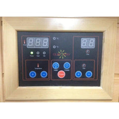 SunRay Saunas Cayenne 4 Person FAR Infrared Sauna 75
