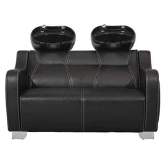 DIR Salon Two Seat Shampoo Backwash Soho with Sound System DIR 7861