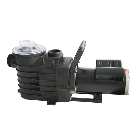 48S 2SP, 1HP In Ground Pool Pump, 2500-6000 GPH, 230V - Houux