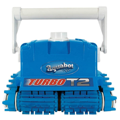 Aquabot Turbo T2 Cleaner w/ Caddy for In Ground Pools