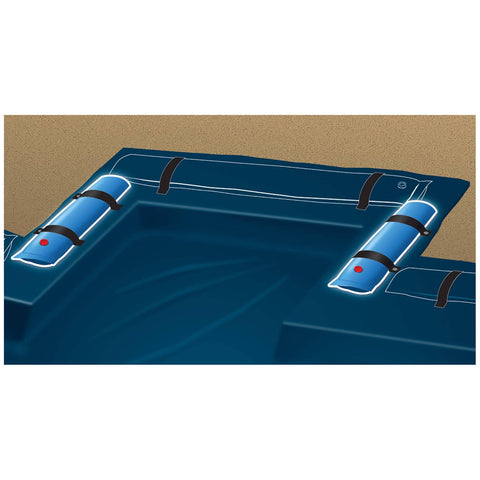 4-ft Step Water Tube for Winter Pool Cover - Houux