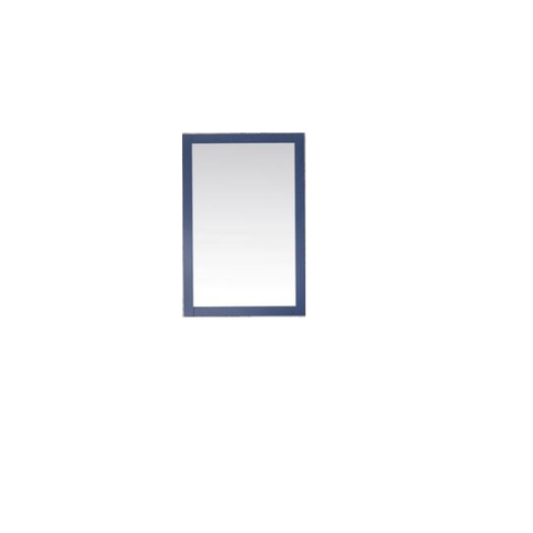 "Legion Furniture WLF2436-B-M 24"" x 36"" Blue Mirror - Houux"