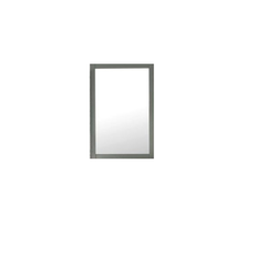 "Legion Furniture WLF2436-PG-M 24"" x 36"" Pewter Green Mirror - Houux"