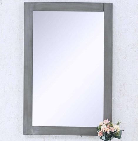 "Legion Furniture WLF7016-SG-M 20"" Silver Gray Mirror for 7016 and 7020 - Houux"